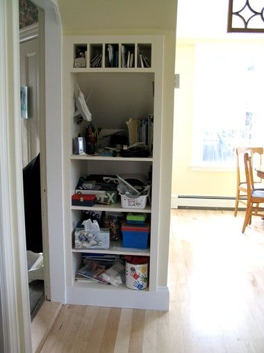 Cubbies & Built-ins Kitchen Organizer