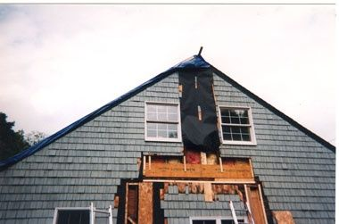 Historic Home Cape Elizabeth before renovation