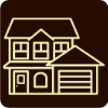 New Homes Icon